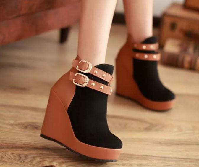 модная обувь 9