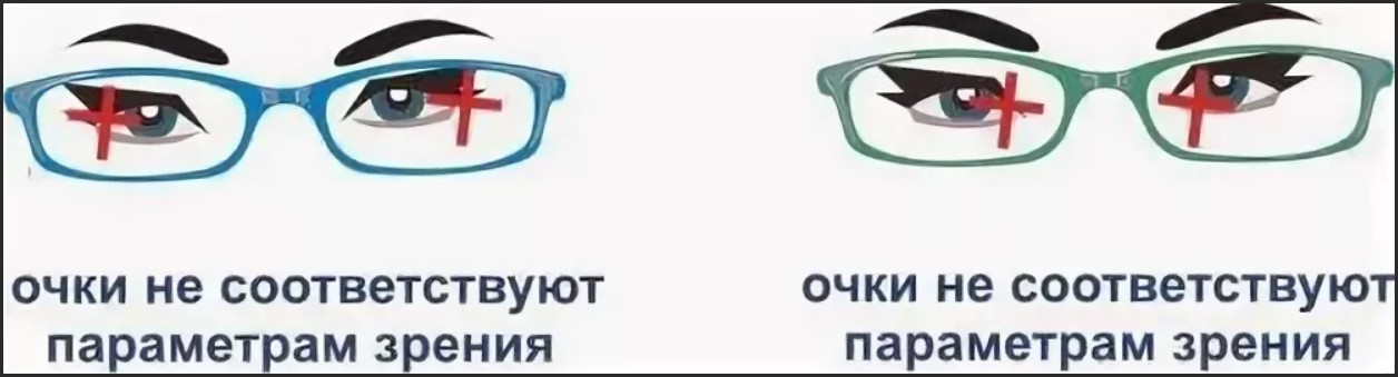очки неправильные 5