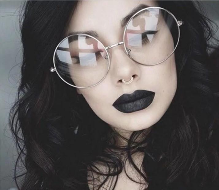 очки вытянутое лицо