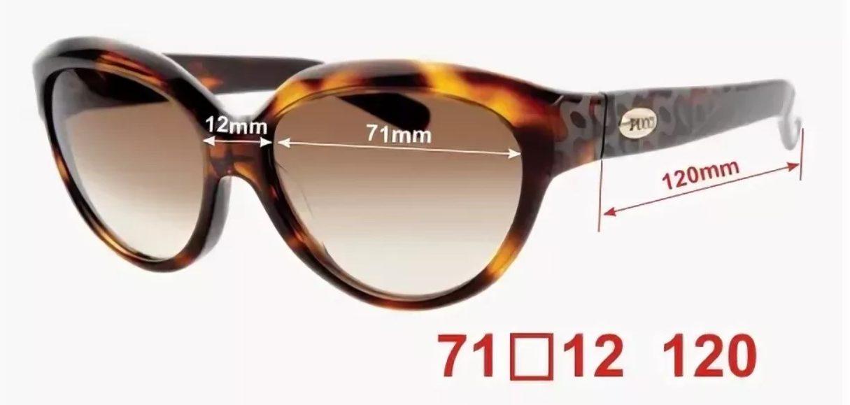 очки замерить