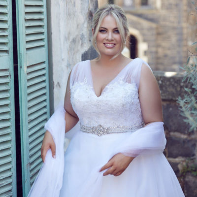 платье для невест-пышек