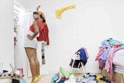 одежда на выброс