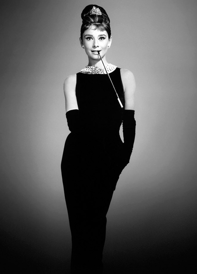 Платье Одри Хепбёрн