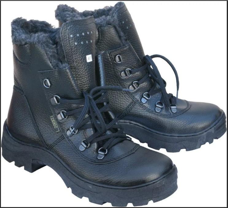 походы зимние ботинки