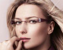 полимер без оправы очки