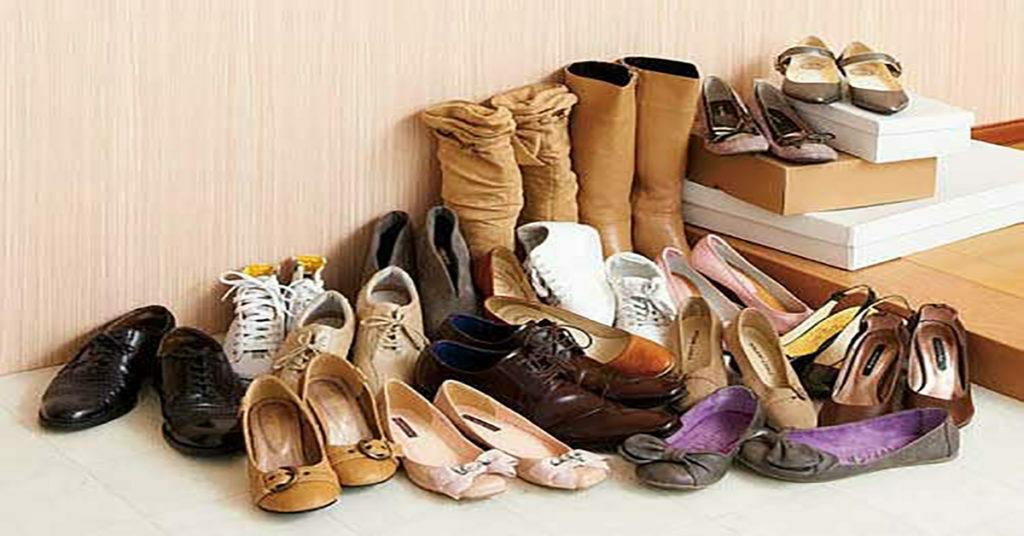 Как избавиться от старой обуви