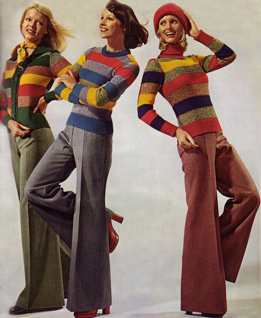 ретро 70-х