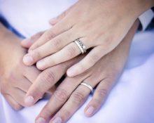 на какой руке ност обручальное кольцо мужчины и женщины