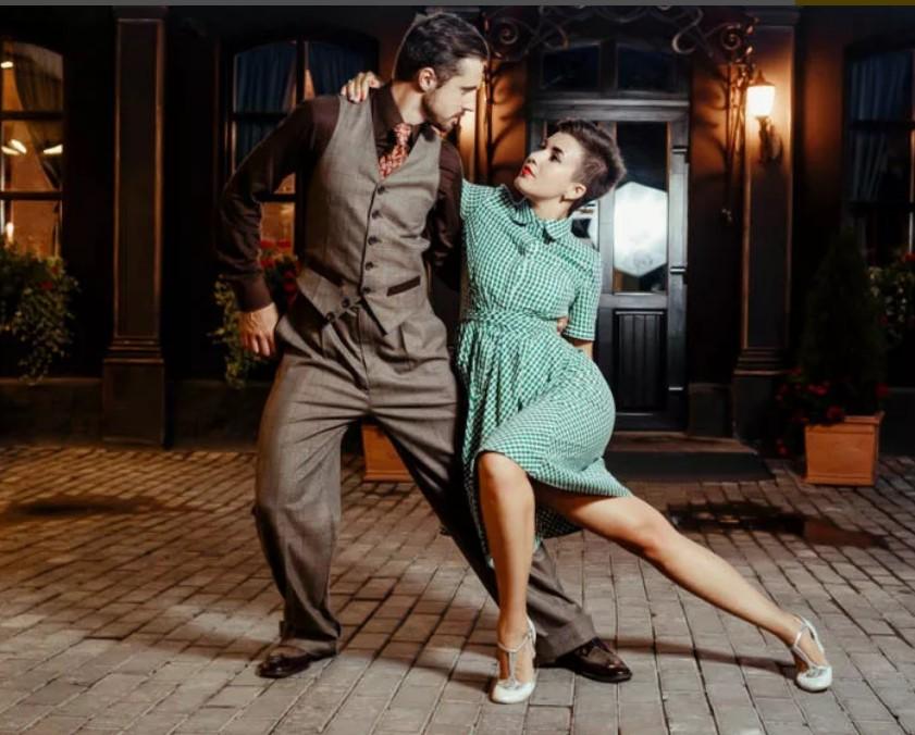 танец 3