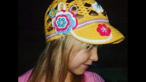 украшение кепки