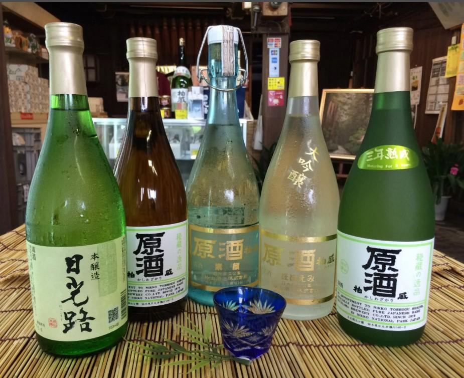 япония саке
