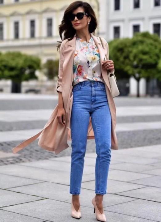 женщины джинсы