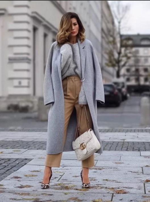 женщины пальто