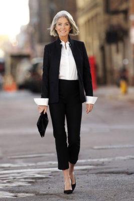 Мода для женщин в 50 лет