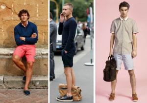 как одеваются мужчины