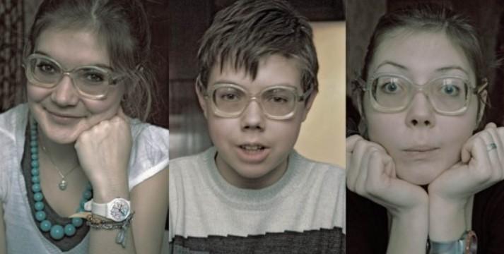 стекла в очках