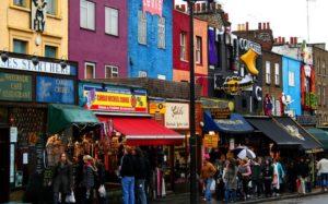рынок в лондоне