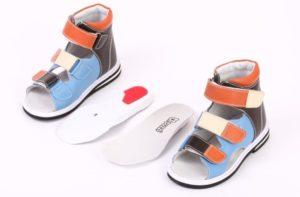 детская обувь с супинатором
