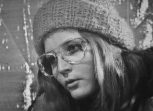 девушка в очках - ссср