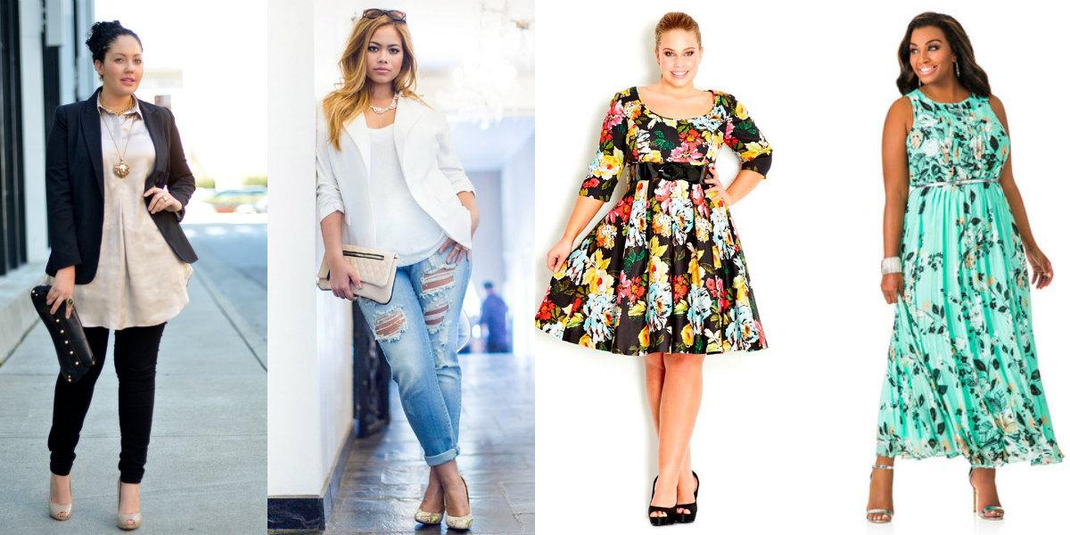 Модные тенденции-2019 в летнем гардеробе для полных