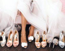 Почему в босоножках нельзя выходить замуж