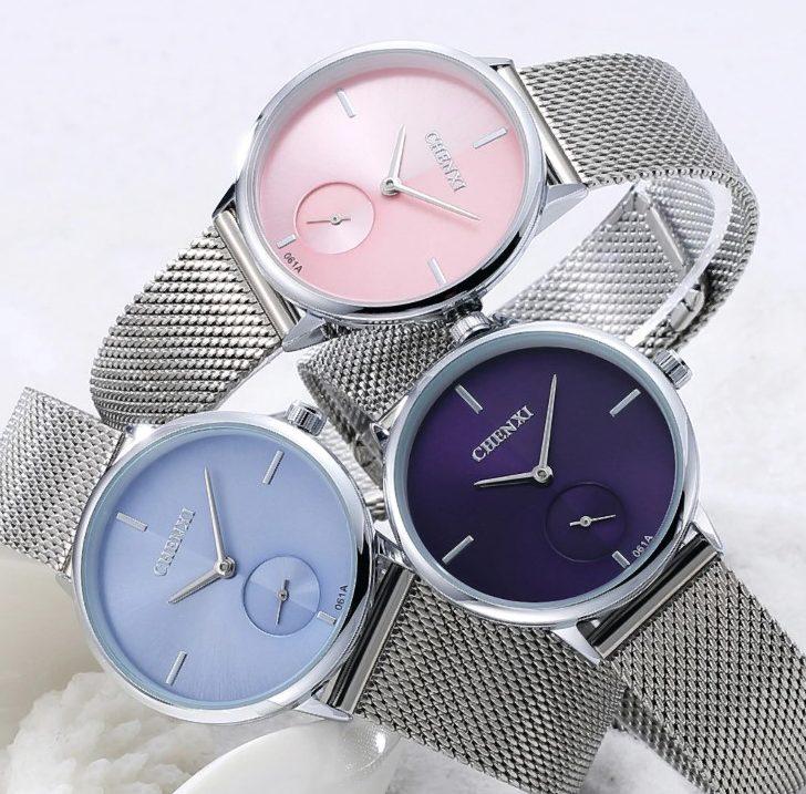 часы цвет