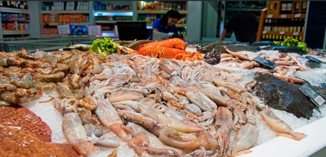 черногория морепродукты