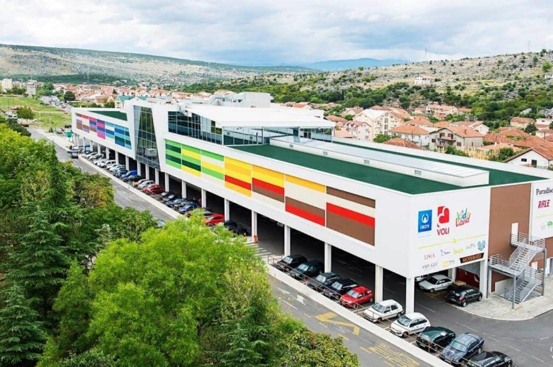 черногория торговый центр