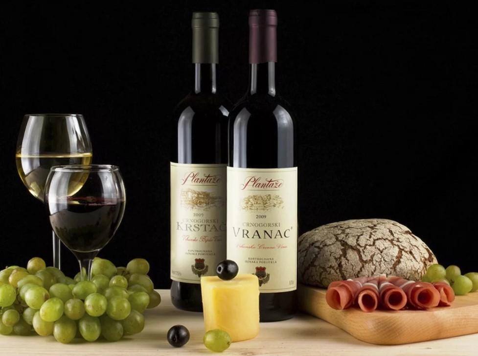 черногория вино