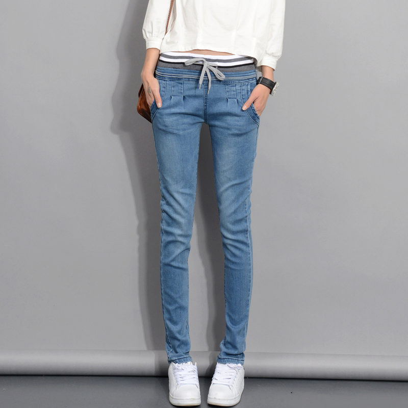 Что делать, если джинсы растянулись на коленях