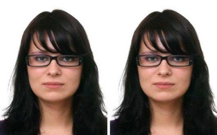фото в очках
