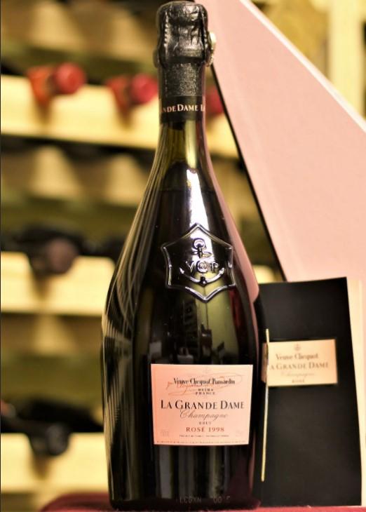 франция шампанское