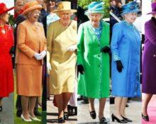 Одеться по-королевски! А как одеваются европейские королевы?
