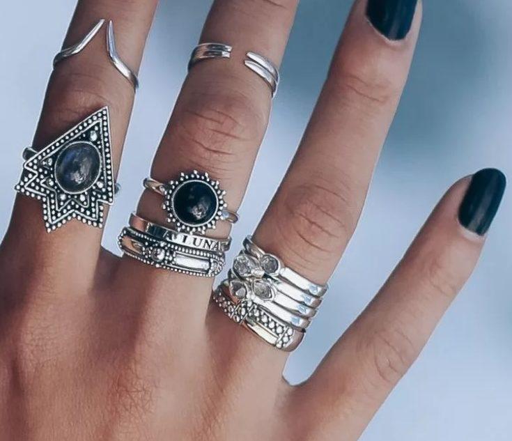 кольца 5