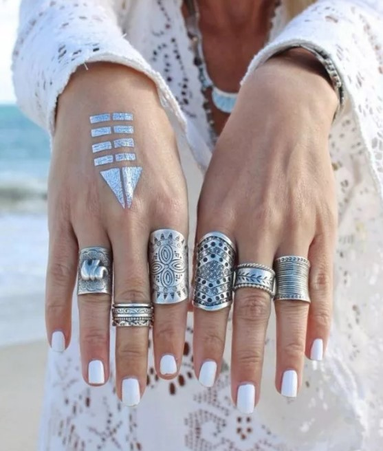 кольца 8