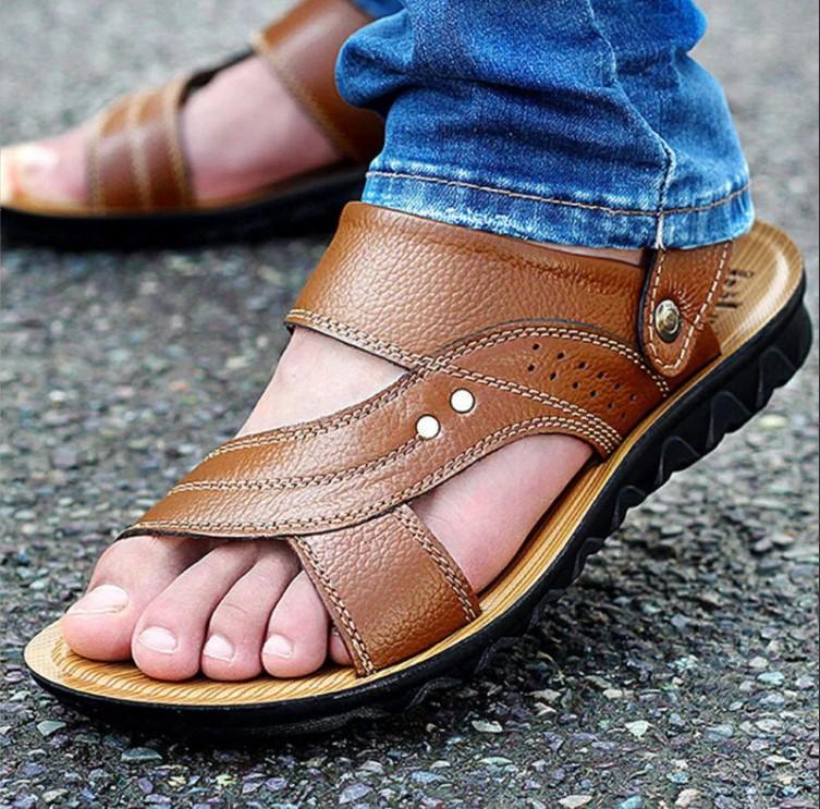 носки сандалии