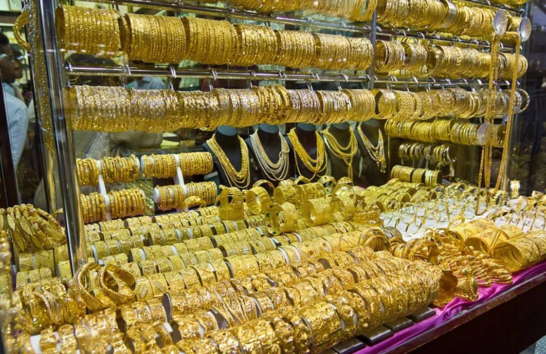 оаэ золотой рынок