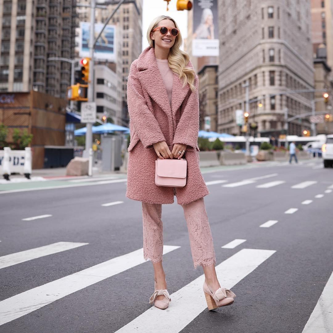 розовый гардероб