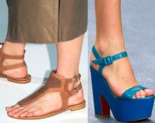 Босоножки или сандалии: в чем разница и что выбрать