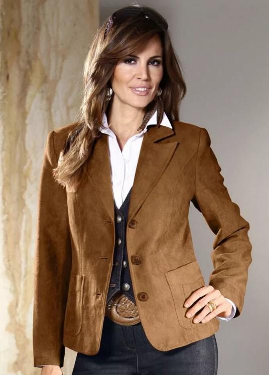 пиджак коричнесый