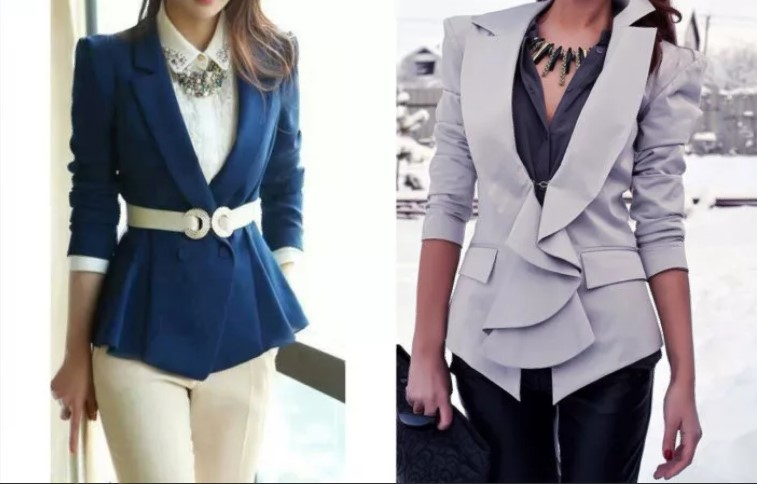 пиджак мода