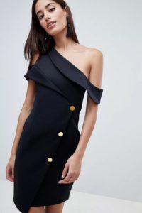 платья черное