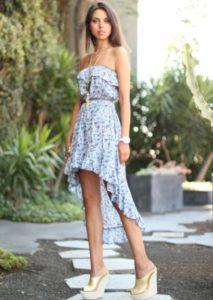 платья принт 1