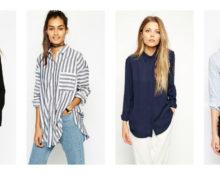 5 женских рубашек на все случаи лета