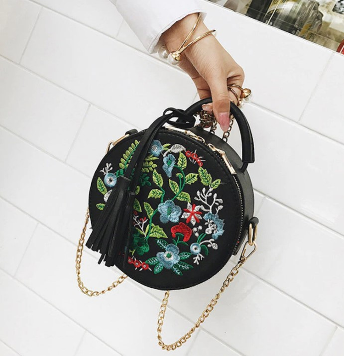 сумка роспись