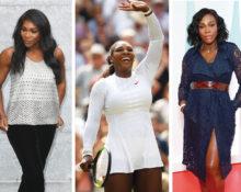Как одевается самая стильная спортсменка наших дней