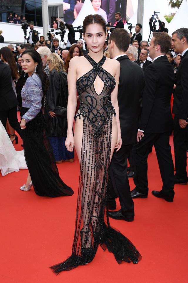 Штраф за платье на Каннском кинофестивале