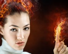 Правда ли, что старые резинки для волос нужно сжигать