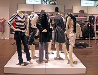 Можно ли покупать одежду с манекена