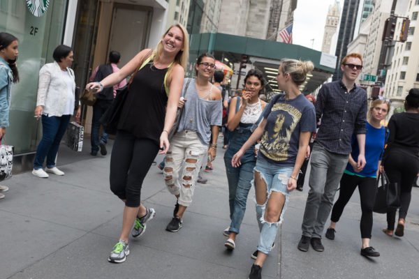 Почему у Американцев нет одежды «на выход»